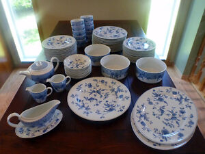 Mikado (Blue Flowers) Wedgwood Tableware