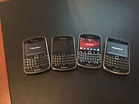 Blackberry Bold 9900 Unlocked Phone and Original Charger