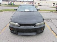 1995 Nissan Skyline R33 GTR Coupe (2 door)