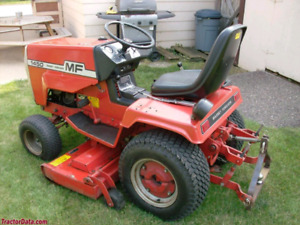 Looking for Snapper/ Massey 1650 parts