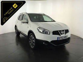 2013 NISSAN QASHQAI +2 N-TEC + DCI DIESEL 1 OWNER SERVICE HISTORY FINANCE PX