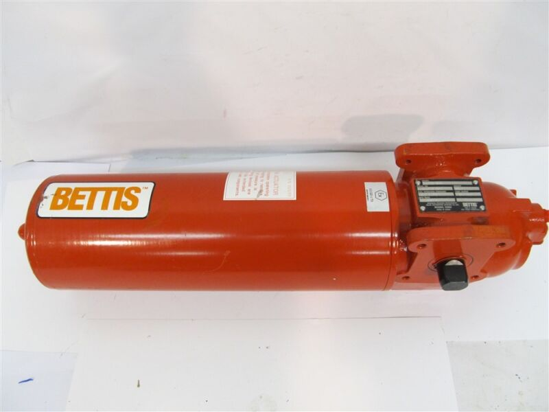Bettis CBB520-SR60, Spring Return Pneumatic Scotch-Yoke Valve Actuator