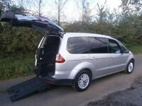 2014 Ford Galaxy 1.6 TDCi Zetec 5dr [Start Stop] WHEELCHAIR ACCESSIBLE VEHICL...