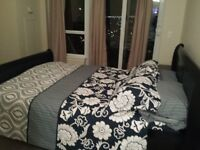 2 BEDROOMS+DEN CLOSEST - SQ1 MALL, VIEW FURNISHED CANDO S/L RENT