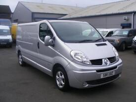 Renault Trafic LL29 Sport DCI S/R