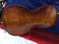 Cello beautifully inlaid Magini copy 4/4