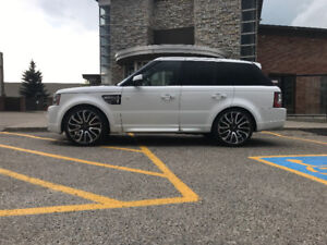RANGE ROVER AUTOBIOGRAPHY TRADE FOR MUSCLE CAR