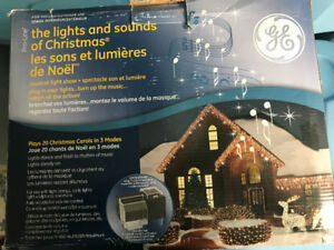 Pro-Line GE The Lights & Sounds of Christmas   Brand new in box
