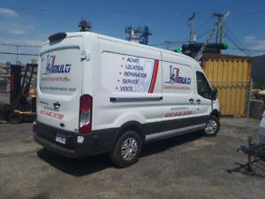 Réparation ~ Chariot élévateur ~ Lift ~ Forklift ~ Entretien