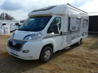 2015 Auto Sleeper Broadway EL Duo Twin Bed, U shaped Lounge, Premium Pack,