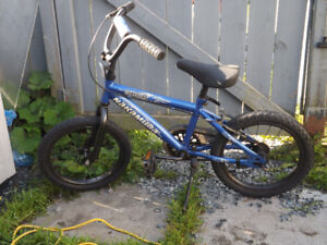 Boys Single Speed Bike $ 25.00