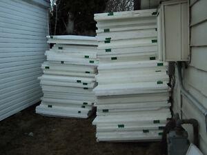 4x8x2in Styrofoam sheets