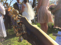 ♥♪♫ Romantic Solo Guitar for your Wedding and Reception ♥♪♫