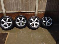 Honda Civic alloy wheels £150 ono