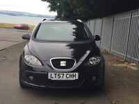 Seat Altea 2.0 low mileage diesel auto