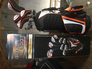 Selling Left Hand Golf Clubs