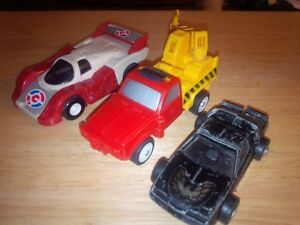 Knockoff Transformer like figures 1980s