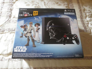 PlayStation 4 Limited Edition Disney Infinity: Star Wars 500GB