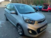 2012 Kia Picanto 1.0 1 5dr HATCHBACK Petrol Manual