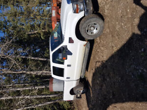 Ford F-350 Pickup Truck for parts