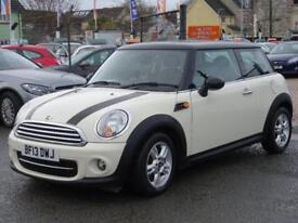 2013 MINI Hatch 1.6 TD Cooper D (Chili) 3dr
