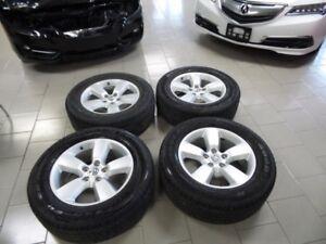 Dodge Ram 1500 KIT MAG ET PNEU 20 POUCES 2014
