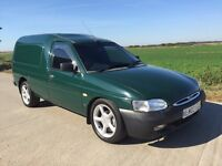 FORD ESCORT TURBO DIESEL VAN FULLY LOADED EXCELLENT CONDITION