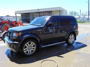 2011 Dodge Nitro SXT 4x4 100% Financing Available