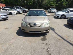 2007 Toyota Camry 4 Dr Auto LE Certified Sedan