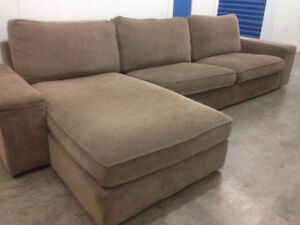 Kivik Sectional  Couch -  DELIVERY