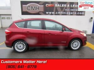 2014 Ford C-Max SEL  NAVIGATION, LEATHER, PANORAMIC ROOF, MY FOR