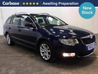 2012 SKODA SUPERB 2.0 TDI CR 140 SE 5dr Estate