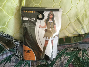 Brand new Halloween costume archer for sale