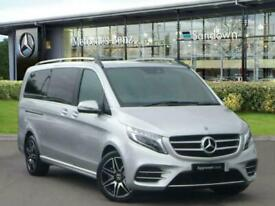 image for 2019 Mercedes-Benz V CLASS DIESEL ESTATE V250 d AMG Line 5dr Auto (Extra Long) P