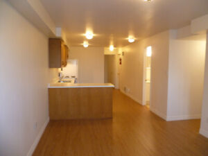 $1,075/MTH INCLUSIVE: ONE BEDROOM, FRESHLY DECORATED