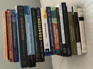 Algoma University Psych books