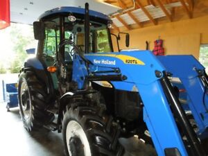 2012 New Holland Tracteur