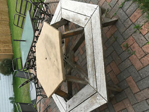Octagon Picnic Table Cornwall Ontario image 3