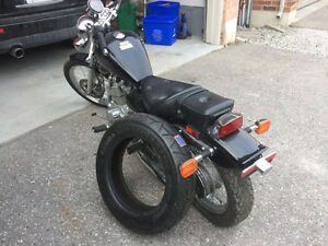 2005 Honda Rebel 250cc