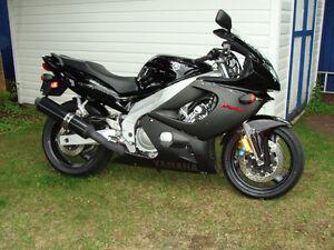 Yamaha YZF600R (Low KM - Mint)