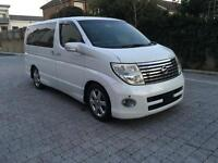 Nissan Elgrand HIGHWAYSTAR 05 3.5 AUTO BIMTA AC MPV NAV/DVD/CAMERA FINANCE AVAIL