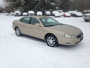 Buick Allure Sedan CERTIFIED E TESTED V6 3.8