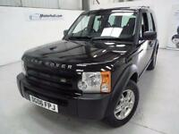 Land Rover Discovery 3 2.7 TDV6 + 9 SERVICE STAMPS + BELT DONE + 2 KEYS