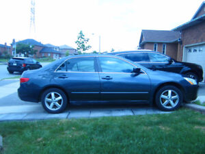 2005 Honda Accord | WINTER TIRES PROVIDED | EMISSION & CERTIFIED