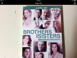 DVD - Brothers & Sisters - Complete Season 1