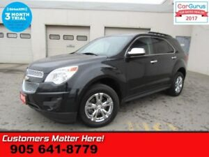 2015 Chevrolet Equinox LT w/1LT  CHROME PACKAGE CAMERA HEATED SE