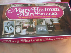 MARY HARTMAN MARY HARTMAN GAME