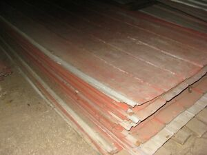 reclaimed Roof steel