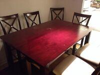 Set de table à manger à vendre / Diner table set for sale