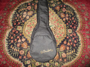 Fender Mandolin Cloth Gig Bag Kitchener / Waterloo Kitchener Area image 1